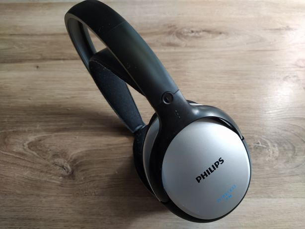 Słuchawki bezprzewodowe FM Philips SHC5100