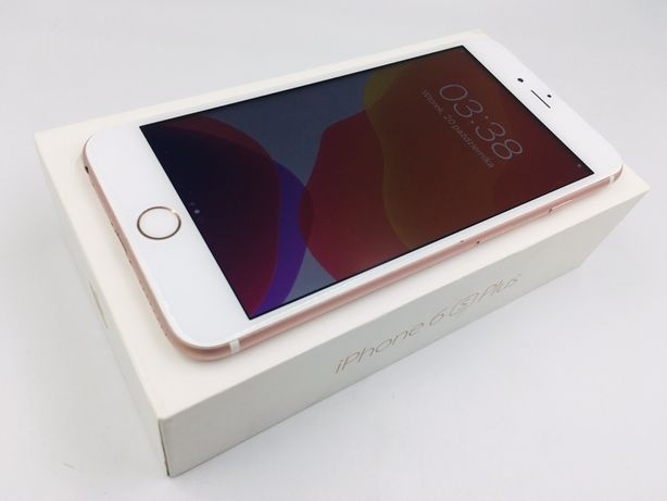 iPhone 6S PLUS 32GB ROSE GOLD • PROMOCJA • GW 1 MSC • AppleCentrum