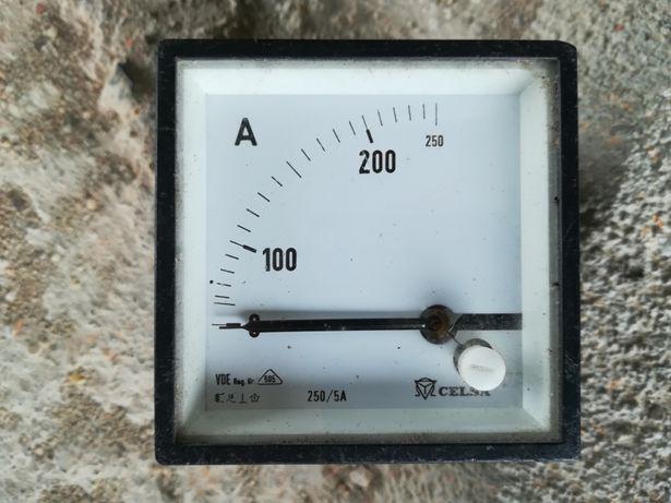 Anperímetro 5 amperes
