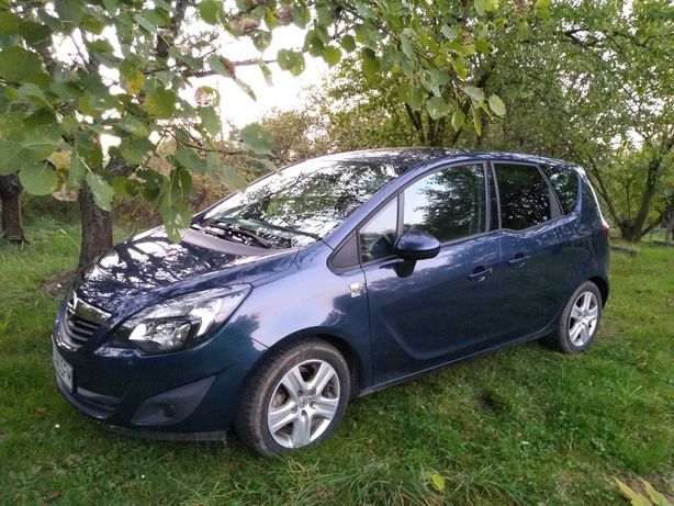 Opel Meriva 1,4 LPG
