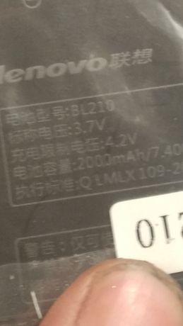 Аккумулятор lbl210 для lenovo A536