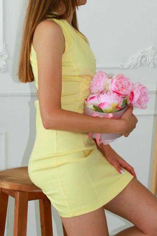 Летнее платье  - футляр