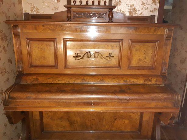 Продам старинное пианино конца 19 века