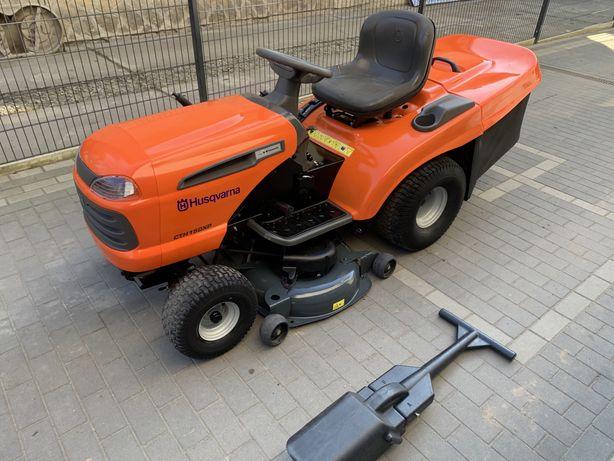 Husqvarna CTH 150 Xp Kawasaki -2V Idealna ! Traktorek Kosiarka viking