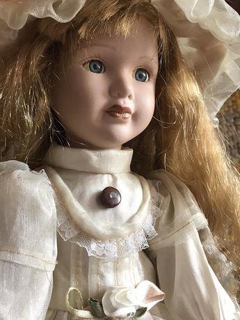 Порцелянова колекційна лялька windsor collection