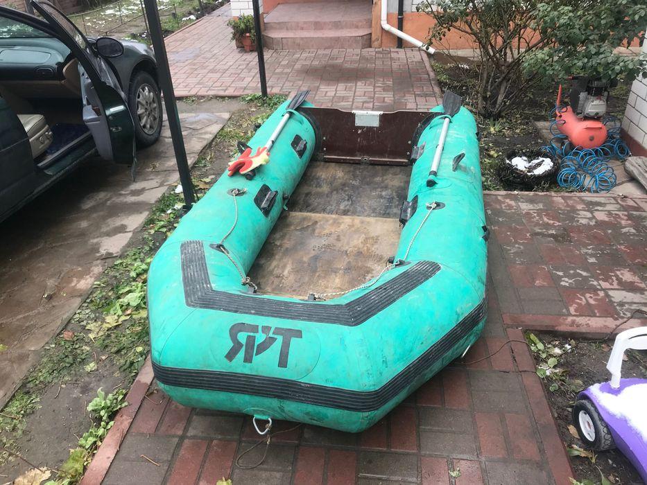 Лодка килевая орион 10 Бровари - зображення 1