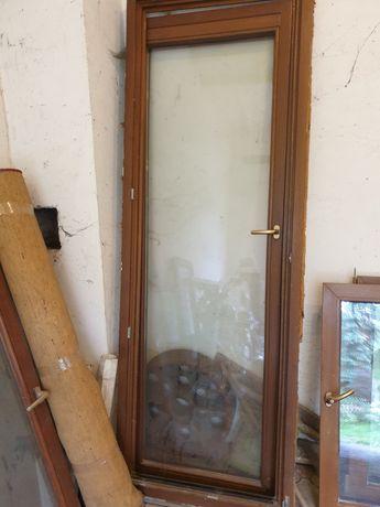 Okno balkonowe/ drzwi