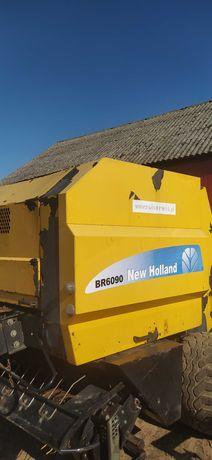 Sprzedam Prasę New Holland BR6090 siatka