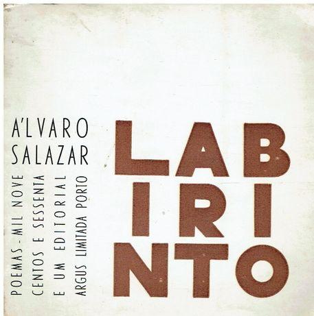 9448 Labirinto - poemas por Álvaro Salazar