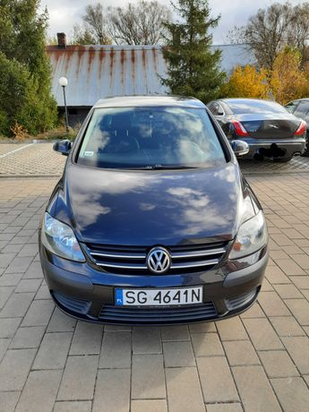 Volkswagen Golf V Plus, climatronic dwustrefowy, opony zima/lato!