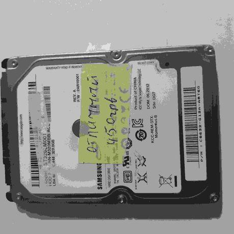 HDD жесткий диск для ноутбука 2.5