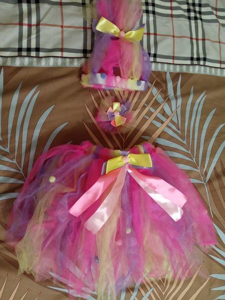 Костюм наряд цукерки (костюм конфетки), прокат