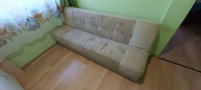 Kanapa, sofa dla dziecka, 190/90 w dobrym stanie