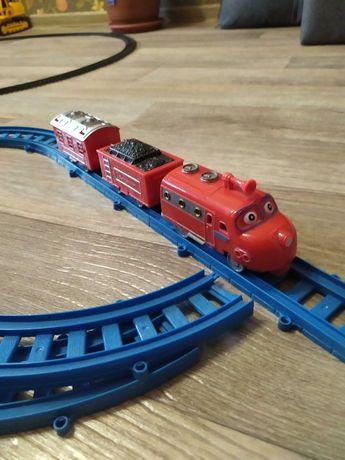 "Железная дорога , поезд музыкальный ""Чигинтон"""