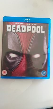 Deadpool film Blu ray