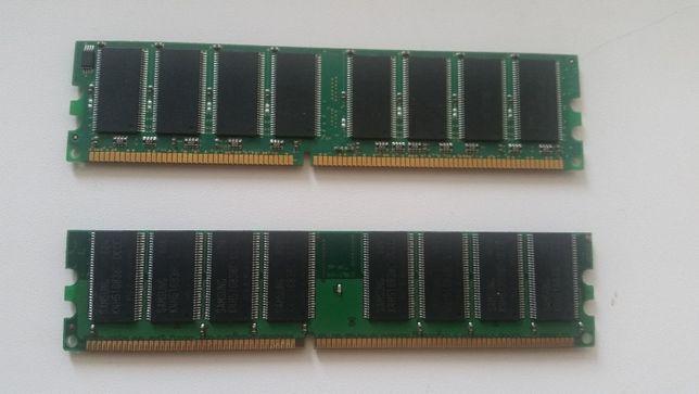 Оперативная память DDR1 256 PC3200 400 MHz