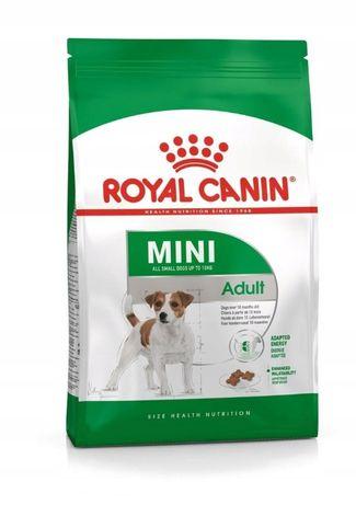 ROYAL CANIN MINI ADULT 15kg +WYSYŁKA gratis + 3 gratis