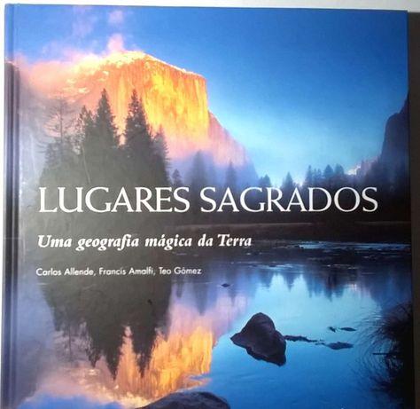 Livro - Lugares Sagrados - Uma Geografia Mágica da Terra