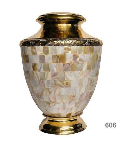Urna pogrzebowa urna metalowa urna na prochy