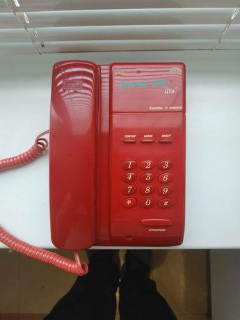 Телефон цифровой стационарный Дельта -208
