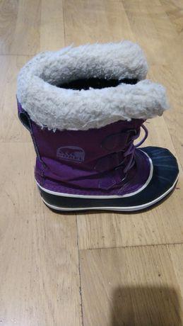 Зимние сапоги ботинки сноубутсы Sorel