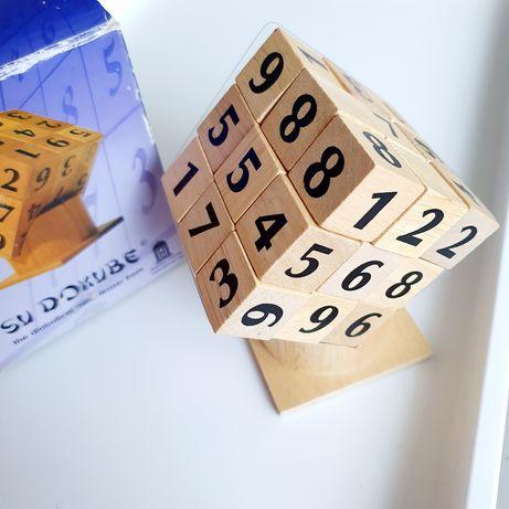 Sudokube- dla fanów sudoku