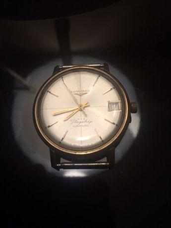 Relógio Longines Flagship Ouro