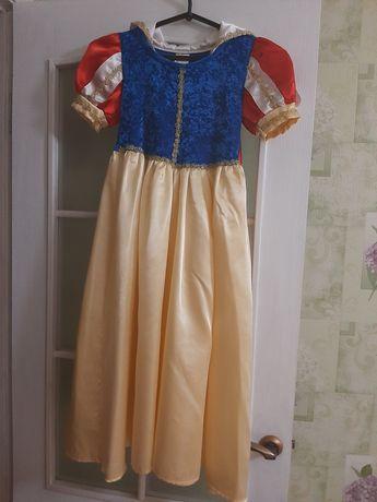 Платье Белоснежки на 128р