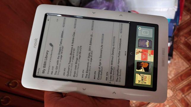 Продам,электронная книга Nook bnrv 100.екран на продажу и материнка