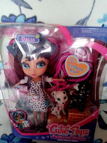 Cutie Pops Dalla кукла лего