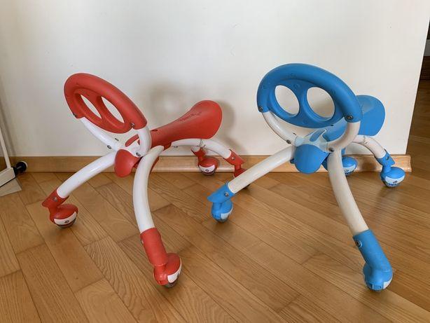 Ybike Pewi oryginalny jezdzic pchacz rowerek dla dziecka
