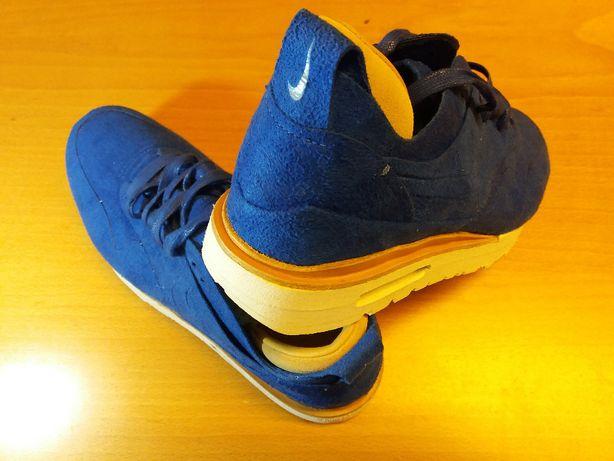 Raras Nike Air Max 1 ROYAL n.º 40,5 - NOVAS e ORIGINAIS