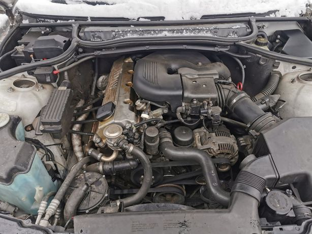 Skrzynia biegów manualna BMW E46 318i 1.9B 118KM