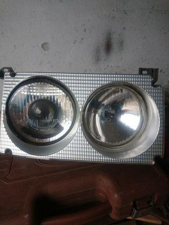 Правая оптика VW B3.