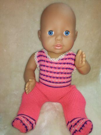 Интерактивная кукла компании Zapf Creation Baby Doll.