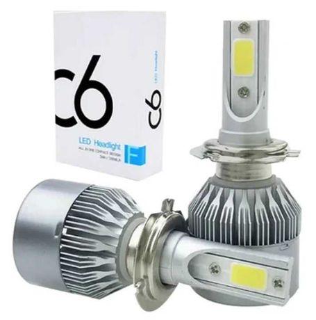 Автомобильные ЛЕД лампы светодиодные LED лампы  лед автолампы ксенон