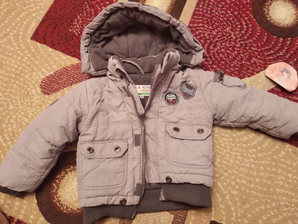 Куртка зима, на 3года