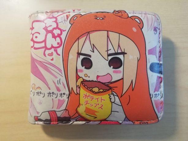 кошелёк аниме, вместительный