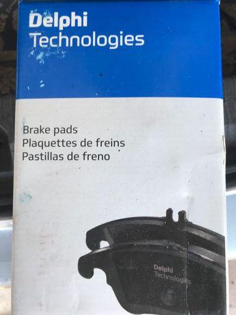 Тормозные колодки Delphi Opel Astra,Zafira