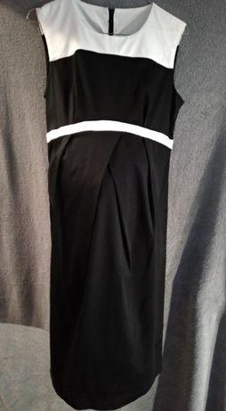 Elegancka sukienka ciążowa Branco rozmiar S/36