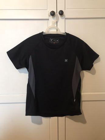 Sportowy T-shirt z krótkim rękawem w rozmiarze S