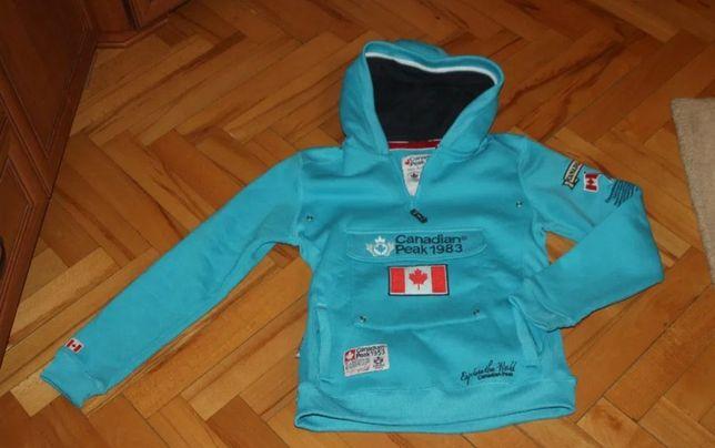 Canadian Peak bluza z kapturem rozm. 164cm