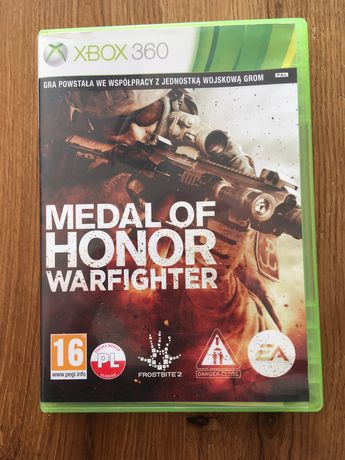 Medal of honor Wartfighter Xbox 360 Pl