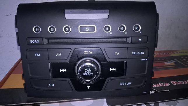 radio samochodowe Honda C-RV IV