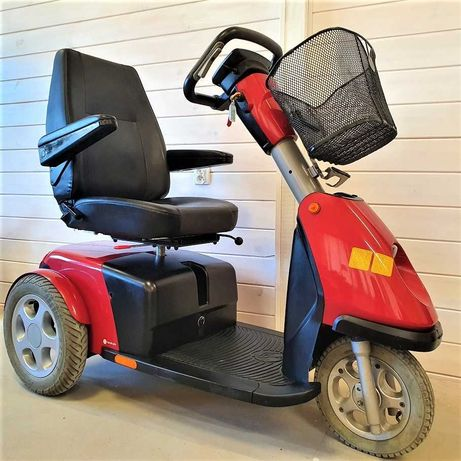 skuter inwalidzki elektryczny wózek TROPHY 6 gwarancja