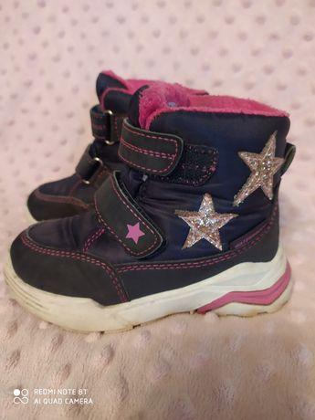 Buty zimowe, śniegowce Lupilu rozmiar 23