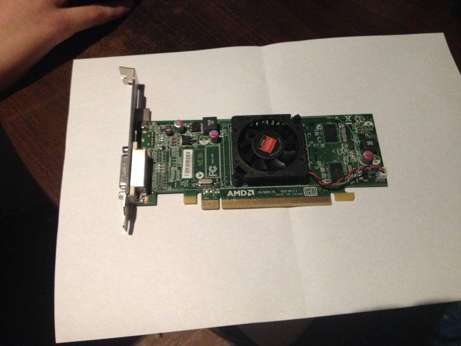 видеокарта RADEON HD5450