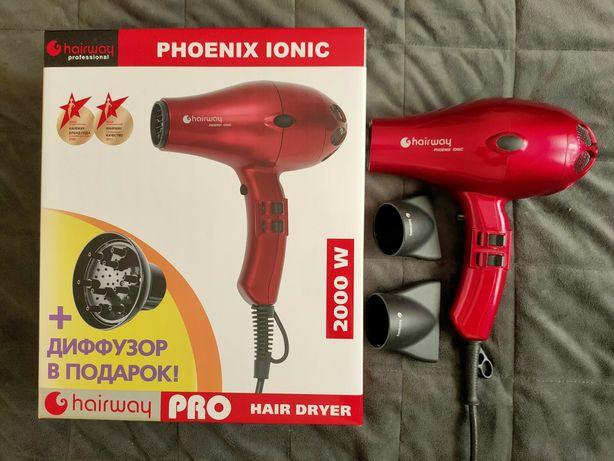 Профессиональный Фен HAIRWAY Phoenix Ionic 2000 W