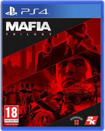 Mafia Trylogia Edycja Ostateczna PS4- zamienię