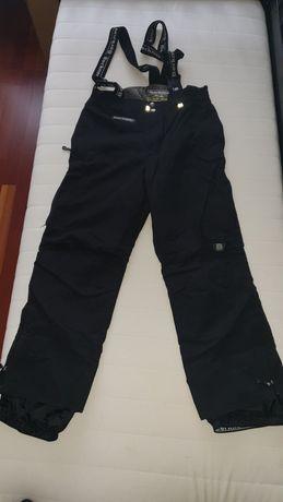 Spodnie narciarskie XL.